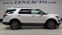2017_Ford_Explorer_4WD Platinum: 3.5L-NAV-MOON-BENCH-THIRD-REVERSE CAMERA-MASSAGE-SONY-LEATHER-CD PLAYER-4WD-1 OWNER_ Fond du Lac WI
