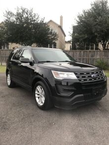 2017_Ford_Explorer_Base FWD_ Houston TX
