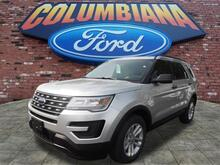 2017_Ford_Explorer_Base_ Columbiana OH