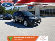 2017_Ford_Explorer_Limited FWD_ Augusta GA