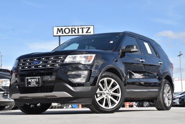 2017 Ford Explorer Limited Fort Worth TX