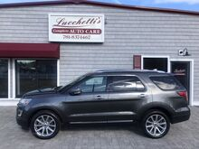 2017_Ford_Explorer_Limited_ Marshfield MA