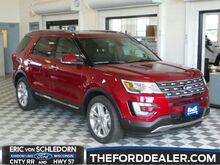 2017_Ford_Explorer_Limited_ Milwaukee WI