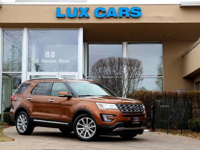 2017_Ford_Explorer_Limited Nav 4WD_ Buffalo Grove IL