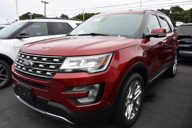 2017 Ford Explorer Limited Norwood Ma 20035854