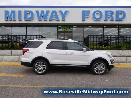 2017_Ford_Explorer_Limited_ Roseville MN