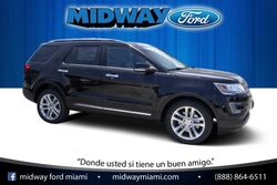 Ford Explorer Limited 2017 & Pre-Owned cars Miami Florida | Midway Ford Miami markmcfarlin.com
