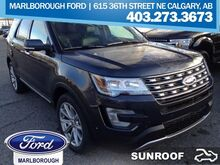 2017_Ford_Explorer_Limited_ Calgary AB