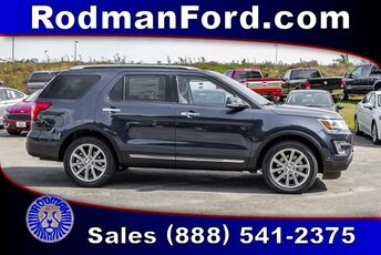 2017 Ford Explorer Limited Boston MA