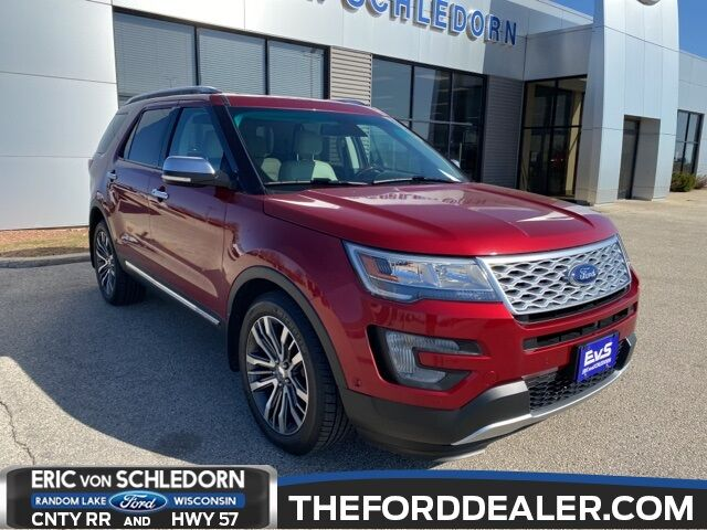 2017 Ford Explorer Platinum Milwaukee WI