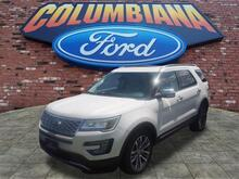 2017_Ford_Explorer_Platinum_ Columbiana OH