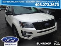 Ford Explorer Sport  -  400A PACKAGE 2017