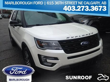 2017 Ford Explorer Sport  -  400A PACKAGE Calgary AB