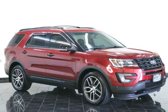 2017_Ford_Explorer_Sport 4WD_ Leonia NJ