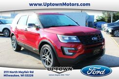 2017_Ford_Explorer_Sport 4wd_ Milwaukee and Slinger WI