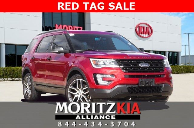 2017 Ford Explorer Sport Fort Worth TX
