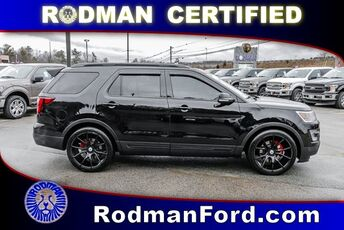 2017 Ford Explorer Sport Boston MA