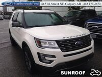 Ford Explorer XLT  -  6-SPEED SELECT 2017
