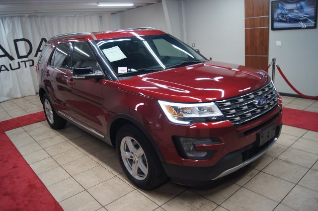 2017 Ford Explorer XLT 4WD 3RD ROW SEATING Charlotte NC