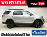 2017 Ford Explorer XLT 4WD Sport Appearance Package