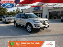 2017_Ford_Explorer_XLT FWD_ Augusta GA