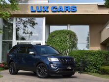 Ford Explorer XLT SPORT PANOROOF 4WD MSRP $45,135 2017