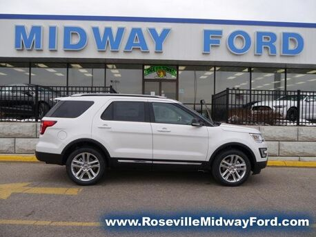 2017_Ford_Explorer_XLT_ Roseville MN
