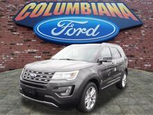 2017_Ford_Explorer_XLT_ Columbiana OH