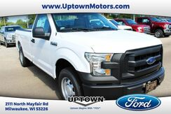 2017_Ford_F-150_2WD XL Reg Cab_ Milwaukee and Slinger WI