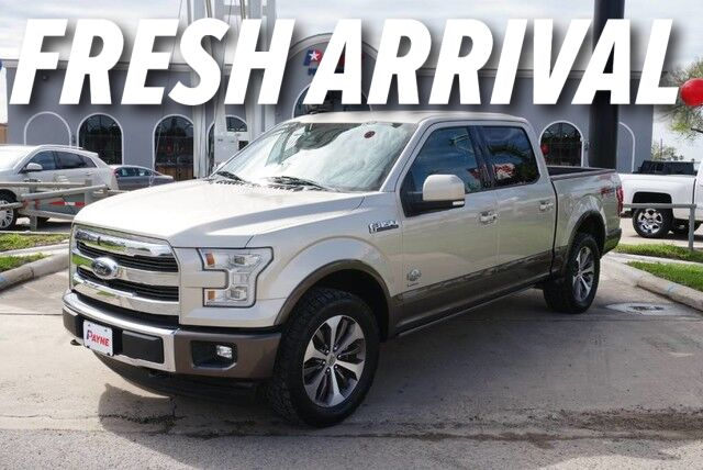 2017 Ford F 150 King Ranch Harlingen Tx
