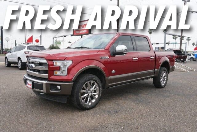 2017 Ford F 150 King Ranch Weslaco Tx