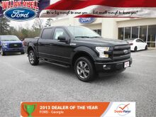 2017_Ford_F-150_Lariat 4WD SuperCrew 5.5' Box_ Augusta GA