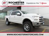 2017 Ford F-150 Lariat Lift Truck Rochester MN