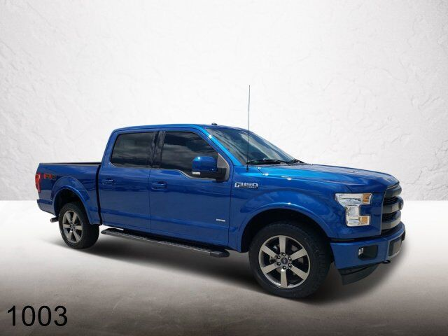 2017 Ford F 150 Lariat >> Vehicle Details 2017 Ford F 150 At Central Florida Lincoln Orlando