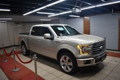 2017_Ford_F-150_Lariat SuperCrew 5.5-ft. Bed 4WD_ Charlotte NC