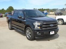 2017_Ford_F-150_Lariat SuperCrew 5.5-ft. Bed 4WD_ Colby KS