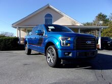 2017_Ford_F-150_Lariat SuperCrew 5.5-ft. Bed 4WD RARE SPECIAL EDITION_ Charlotte NC