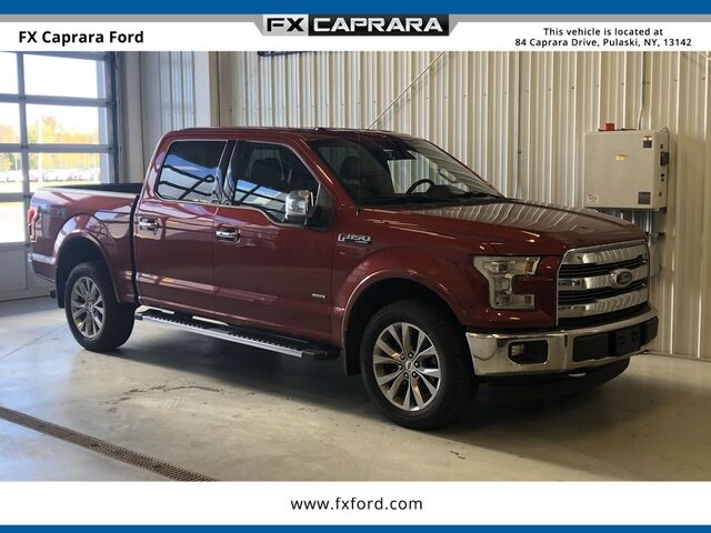2017 Ford F-150 Lariat Watertown NY