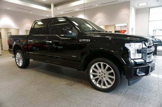 2017 Ford F-150 Limited Hardeeville SC