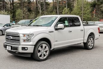 2017 Ford F-150 Limited Boston MA
