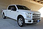 2017 Ford F-150 Platinum 4X4