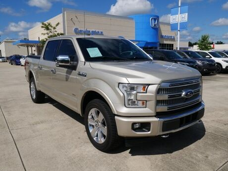 2017 Ford F-150 Platinum Hammond LA