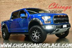 2017_Ford_F-150_Raptor - 3.5L ECOBOOST V6 HIGH OUTPUT ENGINE 1 OWNER 4 WHEEL DRIVE NAVIGAITON TOP VIEW CAMERAS PANO ROOF XD OFF ROAD WHEELS BLACK LEATHER HEATED/COOLED SEATS_ Bensenville IL