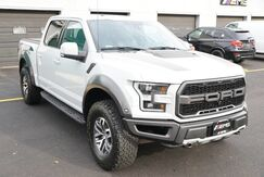 2017_Ford_F-150_Raptor 4WD Navigation Sunroof Blind Spot Bed Liner Auto Climate Control Cooled Front Seats Memory Seats Rear Heat Seats Lane Departure Sony Tow Hitch Garage Opener 360 Camera 1 Owner Running Boards_ Avenel NJ