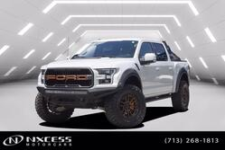 Ford F-150 Raptor 4WD SuperCrew Extra Clean Plus $20K Upgrade ! 2017