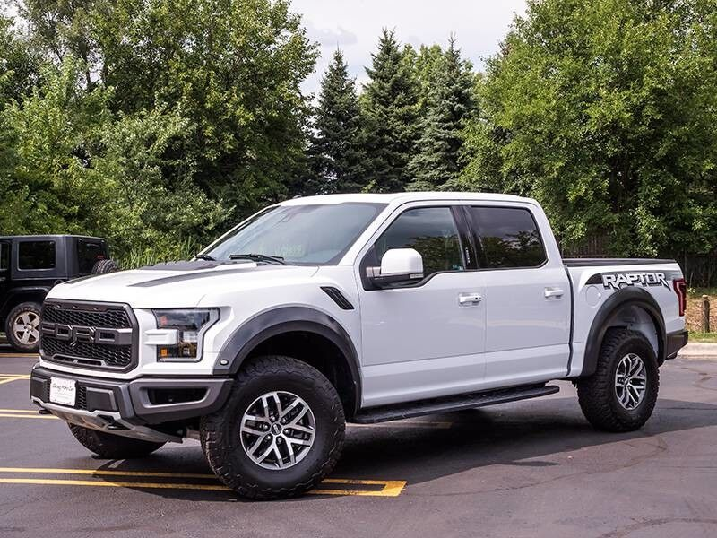 2017_Ford_F-150 Raptor_Pick-Up_ Chicago IL