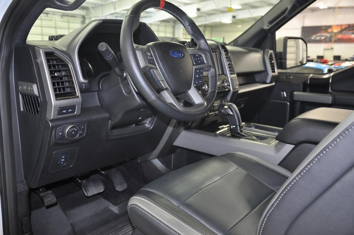 2017 Ford F-150 Raptor Raptor Tomball TX