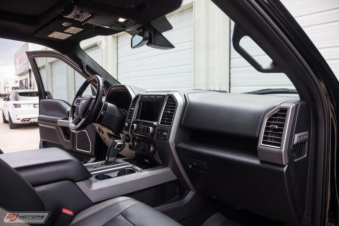 2017 Ford F-150 Raptor Signature Series Tomball TX