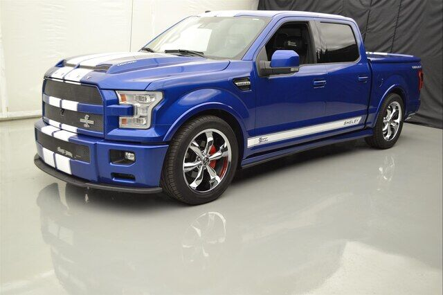 2017 Ford F-150 Shelby Super Snake Hickory NC