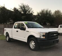 2017_Ford_F-150_XL SuperCab 6.5-ft. Bed 4WD_ Houston TX